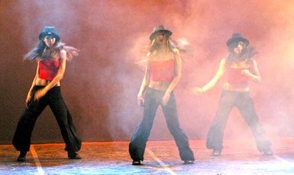 Esibizione Hip Hop Dance- Marlon Giuri