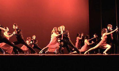 Scuola di Tango Argentino - Esibizione della scuola di tango argentino Marlon Giuri