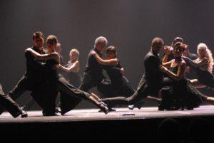 Scuola di tango argentino, milonga e vals