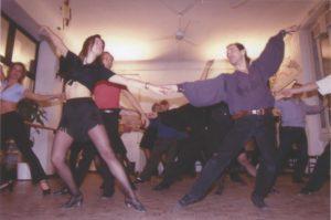 Scuola di danza Marlon Giuri